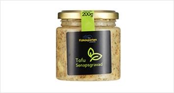 Tofu Senapsgravad
