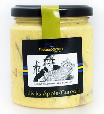 Kivik Äpple currysill