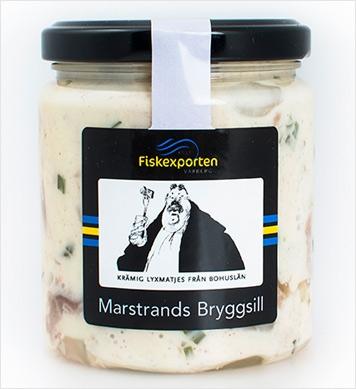Marstrands Bryggsill