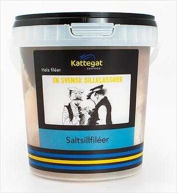 Saltsillfilé